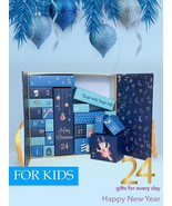 Advent calendar for KIDS Christmas gift 2021/2022 - $99.00