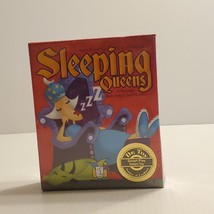 Sleeping Queens Card Game, 79 Cards. New, sealed. UPC 0759751002305 - $12.00