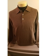 Bullock & Jones Wool Blend Polo-Style Sweater - $22.00