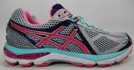 Asics GT 2000 v 3 Size US 12 M (B) EU 44.5 Women's Running Shoes Silver T550N