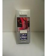 NOS Damen Totes Toasties #3203 Slipper Sox-Purple-One Size-German Box - $19.95