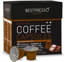 Bestpresso 40-Count Cioccolato Espresso Capsules - $38.56