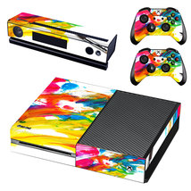 Painted Scene Decal Xbox one Skin for Xbox Console & 2 Controllers - $15.00