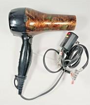 REVLON RVDR5136 1875 watt 2 Speed Hot + Warm Hair Dryer W/ Ion Select Dial Used - $24.70