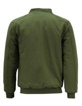 Men's Multi Pocket Water Resistant Industrial Uniform Quilted Bomber Work Jacket image 15