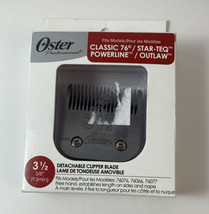 Oster Professional 76918-146 Replacement Clipper Blade, Size 3-1/2 - Cla... - $32.71