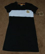 Cal State Los Angeles Golden Eagles LADIES Shirt Dress  School House XL NEW - $14.84