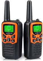 2 PACK Portable Long Range Walkie Talkie Two Way Radio Rechargeable Hand... - $39.99