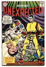 TALES OF THE UNEXPECTED #77-comic book-1963-DC-SCI-FI VG - $25.22