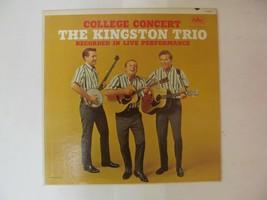 College Concert The Kingston Trio Record - $9.89
