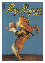 1992 Arrowpatch Roy Rogers Comics Trading Card #21 > Trigger > Happy Trail - $0.99