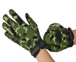 Outdoor Bicycle Motorcycle Tactical Airsoft Gloves Military Finger Men/Women Acu