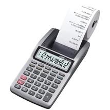 Casio Printing Calculator HR-8TM Plus Large Display Uncluttered Keyboard... - $21.77