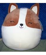 "Squishmallows REGINA the DOG 12""H New - $20.88"