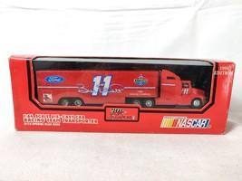 Racing Champions Bill Elliot #11 NASCAR 1:64 Team Transporter 1994 - $22.50