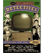 1950s TV's Greatest Detectives - $25.72