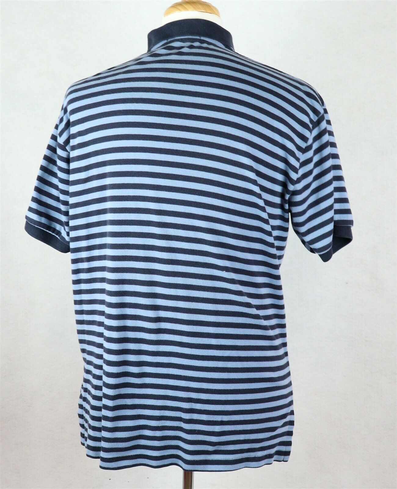 Ralph Lauren Polo Mens Striped Polo Shirt Size Large