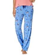 Alfani Knit Printed Pajama Pants (Navy, 3XL) - $28.00