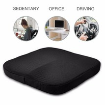 Orthopedic Memory Foam Coccyx Cushion for Tailbone Sciatica Back Pain Re... - $37.99