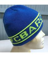 FC Barcelona One Size Stretch Soccer Futbol Stocking Cap Hat - $7.41