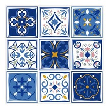 (Ship from USA) Stick Backsplash Tiles for Bathroom and Kitchen Peel and Stick T image 1