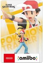 amiibo Pokemon Trainer (Super Smash Bros. Smash Bros. Series) New F/S Japan - $46.53