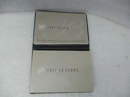 LESABRE   1997 Owners Manual 17464 - $13.81