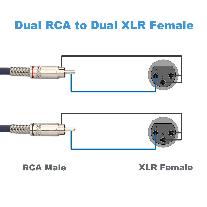 Xlr To Rca Wiring Diagram Hi Fi. Xlr Splitter Wiring Diagram, Rca To Xlr Splitter Wiring Diagram on