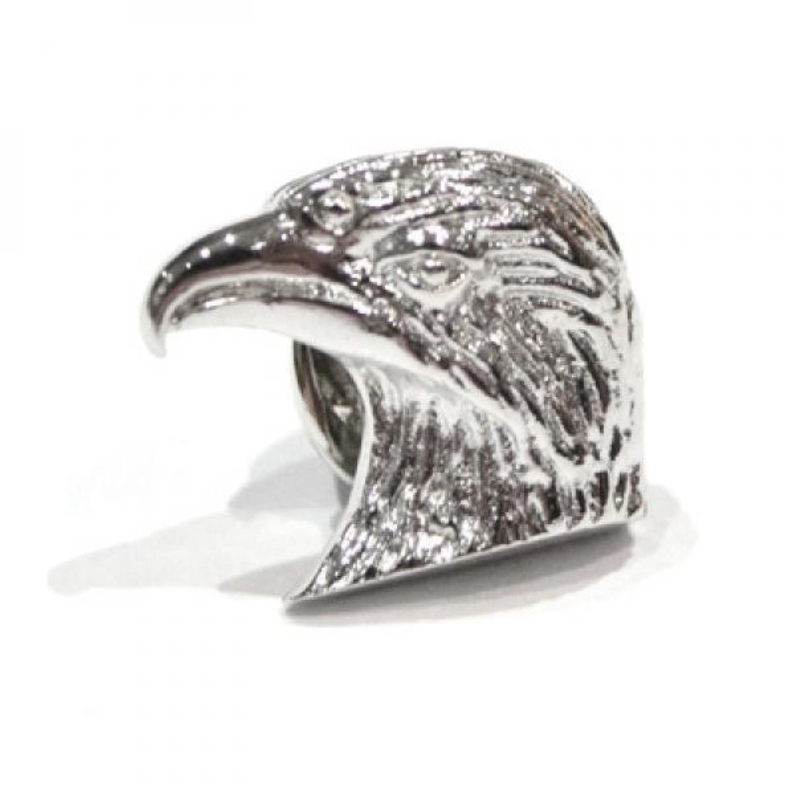 Eagles Head Bird Design Lapel Pin Badge Lapel /tie Pin Badge  with clip for rear