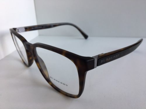 1ecd41c807 New BURBERRY B 3922 3536 55mm Tortoise Rx and 50 similar items