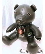 Disney STAR WARS × COACH Darth Vader Bear Leather Plush doll Limited Edi... - $1,118.70