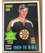 Bobby Orr 1970-71 O-Pee-Chee #236 Hockey Card Boston Bruins VG Condition #4 - $26.99