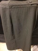Worthington Size 12 Womens Black Skirt Bin #45 - $9.49