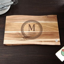 In the Raw Personalized Celtic Circle Cutting Board, 11x17 - $59.95