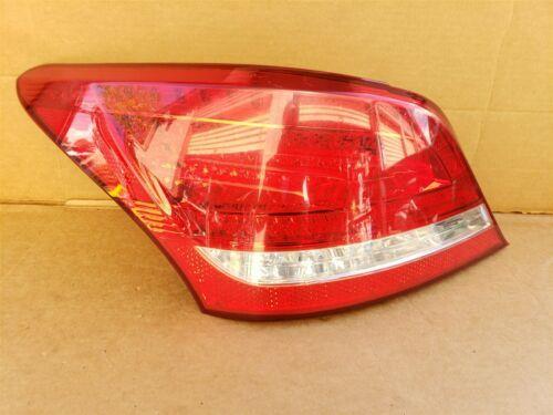 11-13 Hyundai Equus Tail Light Lamp Driver Left LH