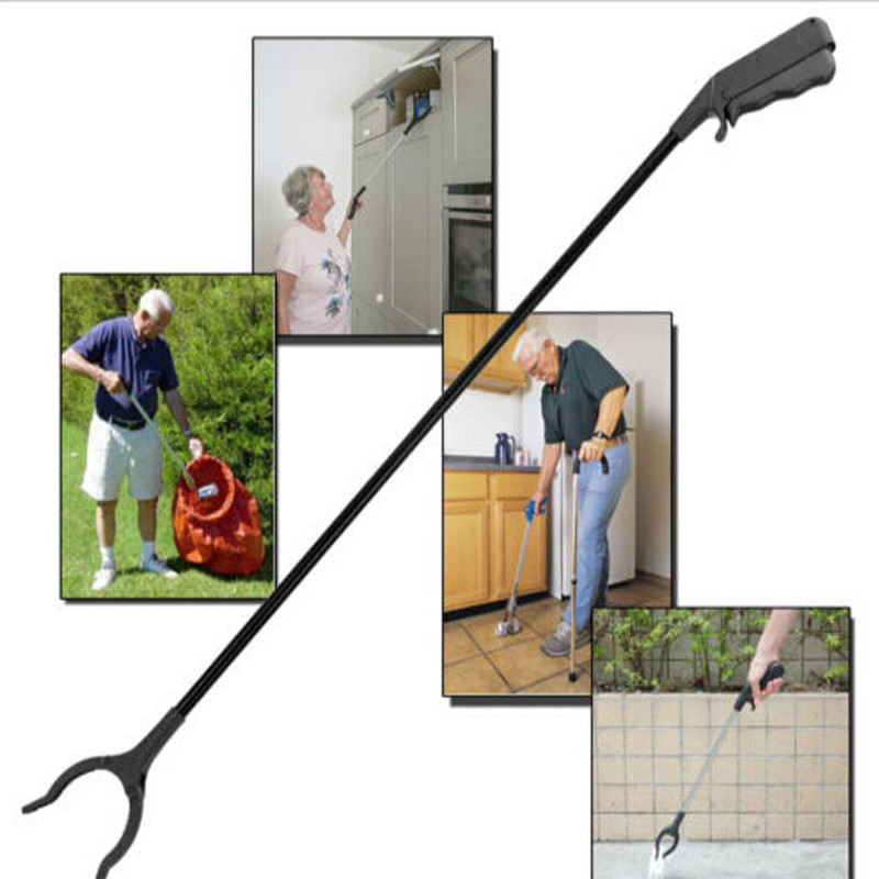 New Easy Reaching Grip Pick Up Claw Grabber Gripper Helping Hand Extend Tool  - $17.95