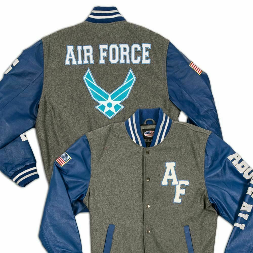 Primary image for Varsity US Air Force Jacket