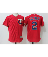 Minnesota Twins Baseball jersey Dozier #2 MLB Cool Base Player Jersey sale - $49.90