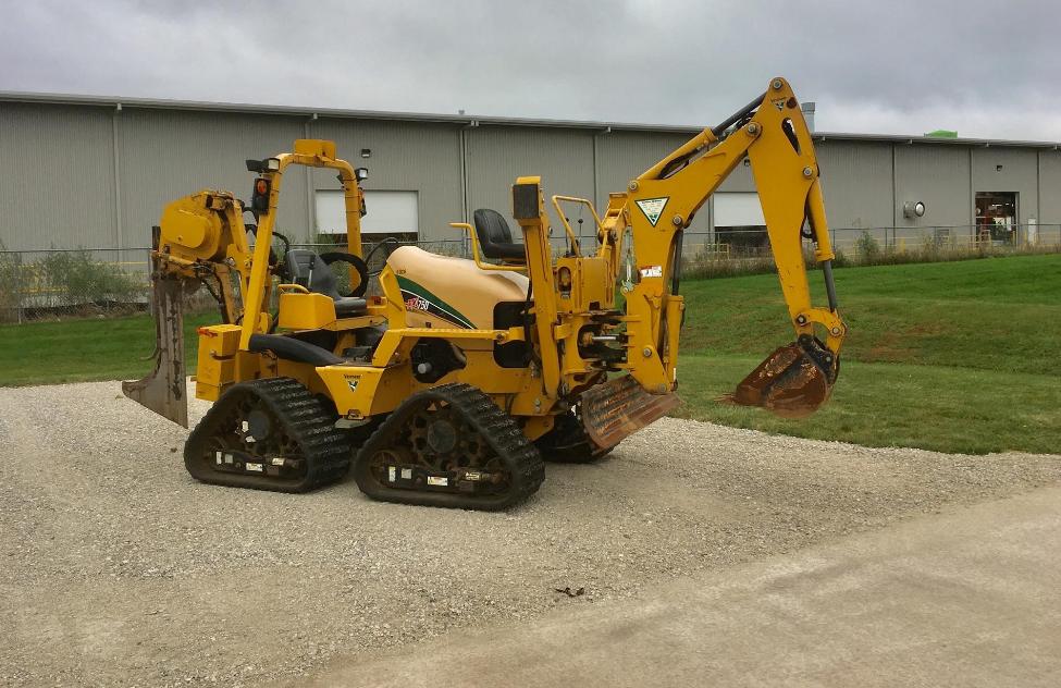 2012 VERMEER RTX750 For Sale In Goshen, Indiana 46528