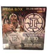 2019-2020 Panini NBA Illusions Mega Box Exclusive Sealed New On hand - $74.79