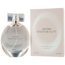 New CALVIN KLEIN SHEER BEAUTY by Calvin Klein #221605 - Type: Fragrances... - $27.81