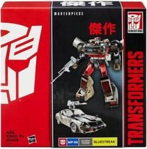 New! Transformers Masterpiece Bluestreak Hasbro ToysRUs TRU MP-06 New Se... - $71.27