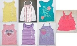 Old Navy Infant Toddler Girls Sleeveless Tops Shirts Various Sizes NWT - $6.99