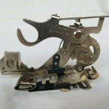 "Greist Ruffler Foot Marked ""U.S. Pat. 2593519"" Sewing Machine Foot - $5.93"