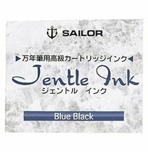 13-0402-144 Sailor Sailor Cartridges - Blue/Black - $5.79