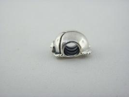 Pandora Sterling Silver Ladybug Charm Bead  - $19.59