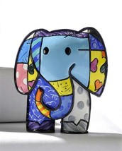 Romero Britto Mini Elephant Lucky 3 Dimensional Lucky Figurine #331381