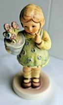 M.I. Hummel 1985 Exclusive Club Figurine My Wish Is Small HUM 463/0 TM 7... - $24.90