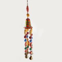 Kids Hanging Toys Wooden Kids Hanging Bells Wooden Wall & Door Decoratio... - $36.00