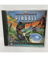 3-D Ultra Pinball the Lost Continent Sierra PC Game on CD - $2.47